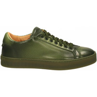 Chaussures Homme Baskets basses Santoni BELL green