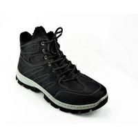 Chaussures Homme Chaussures de travail La Bottine Souriante FKB1096 noir