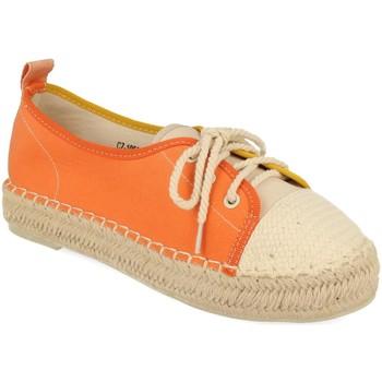 Chaussures Femme Espadrilles Woman Key CZ-10053 Naranja