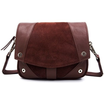 Sacs Femme Besaces Kate Lee ANESSI COV Marron