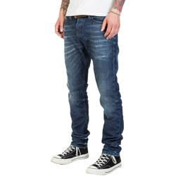 Vêtements Homme Pantalons Diesel 00CKRI084ZX Bleu