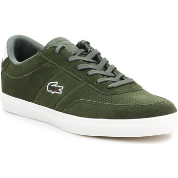 Chaussures Homme Baskets basses Lacoste Court-Master 219 1 CMA 737CMA0014-2A9 oliwkowozielony
