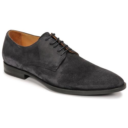 Chaussures Homme Derbies & Richelieu Pellet ALIBI Bleu