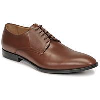 Chaussures Homme Derbies Pellet ALIBI Marron