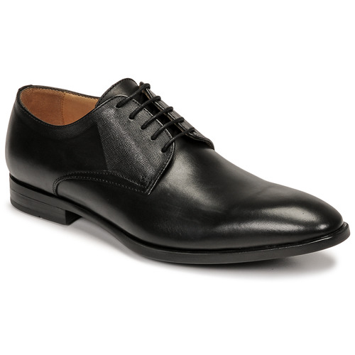 Chaussures Homme Derbies & Richelieu Pellet ALIBI Noir