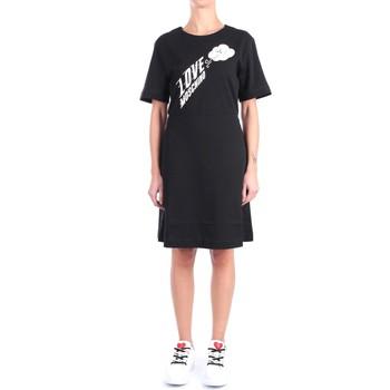 Vêtements Femme Robes courtes Love Moschino W5C16 01 M4267 Noir