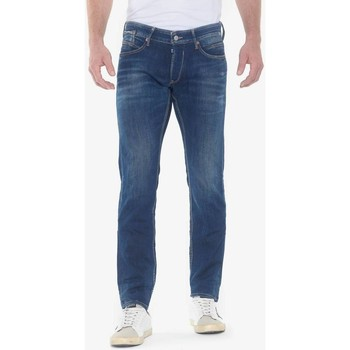 Vêtements Homme Jeans slim Japan Rags Marv 700/11 slim jeans bleu n°2 BLUE