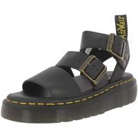 Chaussures Femme Sandales et Nu-pieds Dr Martens gryphon quad noir