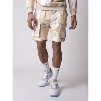 Vêtements Homme Shorts / Bermudas Project X Paris Short Beige