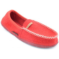 Chaussures Femme Chaussons Giesswein temmels Rouge