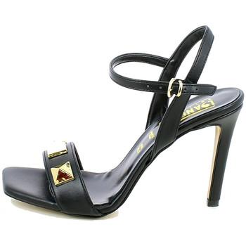 Chaussures Femme Sandales et Nu-pieds L'angolo 018Y047.01_35 Noir