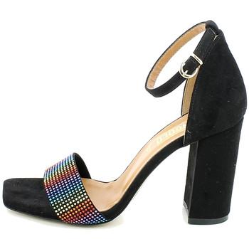 Chaussures Femme Sandales et Nu-pieds L'angolo 018R046.01_41 Noir