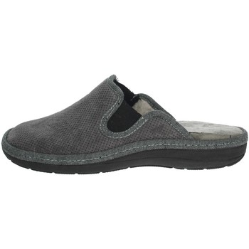 Chaussures Homme Mules Uomodue MICRO PANNO-73 Gris