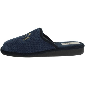 Chaussures Homme Mules Uomodue LORD-6 Bleu