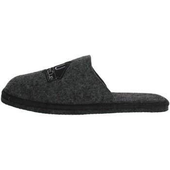 Chaussures Homme Mules Uomodue LOGO-14 Gris anthracite