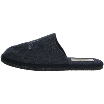 Chaussures Homme Mules Uomodue LOGO-12 Bleu