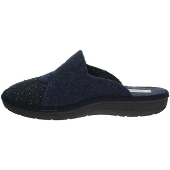 Chaussures Homme Mules Uomodue LINEA U2-15 Bleu