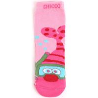 Accessoires Enfant Chaussettes Chicco 01063704000000 Rose