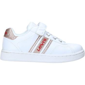 Chaussures Enfant Baskets mode Levi's VADS0040S Blanc
