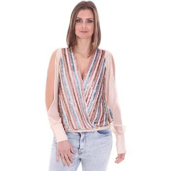 Vêtements Femme Tops / Blouses Nenette 26BB-FLORIANA Rose