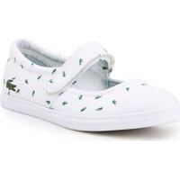 Chaussures Femme Ballerines / babies Lacoste 7-31SPJ00361R5 biały, zielony