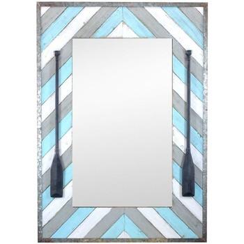 Maison & Déco Miroirs Signes Grimalt Miroir Multicolor