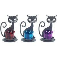 Maison & Déco Bougies, diffuseurs Signes Grimalt Cat T-Lite Multicolor