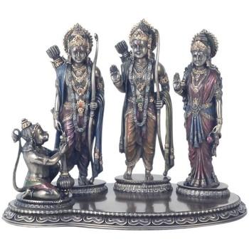 Maison & Déco Statuettes et figurines Signes Grimalt Famille Indienne Gris