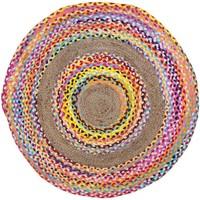Maison & Déco Tapis Signes Grimalt Tapis Rond Multicolor