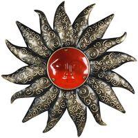 Maison & Déco Eclairages extérieurs Signes Grimalt Métal Avec Verre Sun Gris