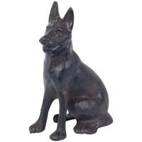 Maison & Déco Statuettes et figurines Signes Grimalt Chien Negro