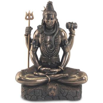 Maison & Déco Statuettes et figurines Signes Grimalt Shiva Dorado
