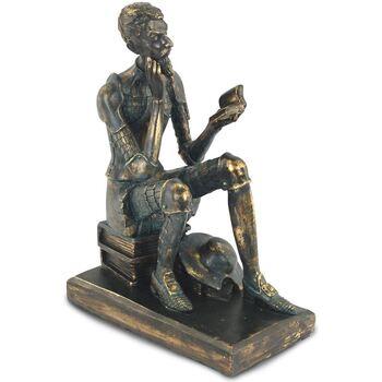 Maison & Déco Statuettes et figurines Signes Grimalt Don Quichotte Dorado