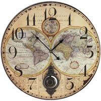 Maison & Déco Horloges Signes Grimalt Montres Carte Beige