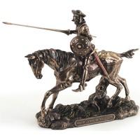 Maison & Déco Statuettes et figurines Signes Grimalt Quichotte Dorado