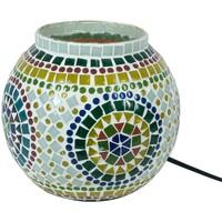 Maison & Déco Lanternes Signes Grimalt Lampe Ronde Verde