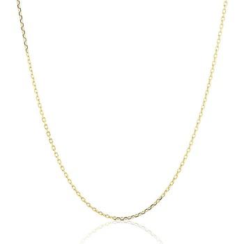 Montres & Bijoux Femme Colliers / Sautoirs Cleor Chaîne  en Or 375/1000 Blanc Blanc