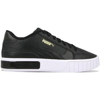 Chaussures Femme Baskets basses Puma Cali Star WN S Blanc, Noir