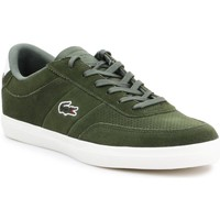 Chaussures Homme Baskets basses Lacoste Court Master Vert