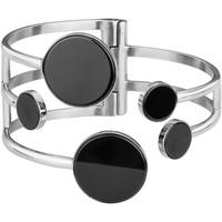 Montres & Bijoux Femme Bracelets Phebus Bracelet  pour Elle Noir