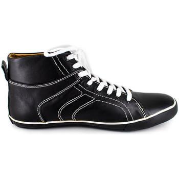 Chaussures Homme Baskets montantes Peter Blade VASKET Noir Noir