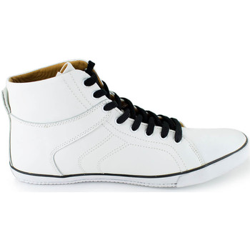 Chaussures Homme Baskets montantes Peter Blade VASKET Blanc Blanc