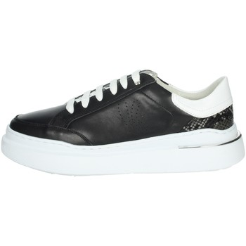 Chaussures Femme Baskets basses Keys K-4550 Noir