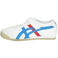 Chaussures Enfant Baskets basses Onitsuka Tiger 1184A049 Blanc/Bleu