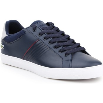 Chaussures Homme Baskets basses Lacoste 7-33CAM1049003 granatowy
