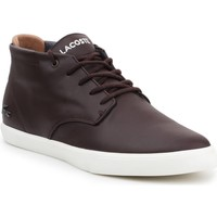 Chaussures Homme Baskets montantes Lacoste 7-34CAM0091167 brązowy