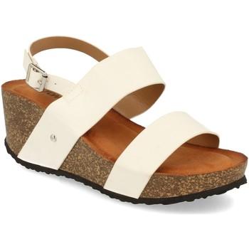 Chaussures Femme Sandales et Nu-pieds Tony.p BQ07 Blanco