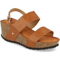 Chaussures Femme Sandales et Nu-pieds Tony.p BQ07 Camel