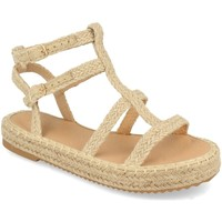 Chaussures Femme Sandales et Nu-pieds Tephani TF2233 Beige