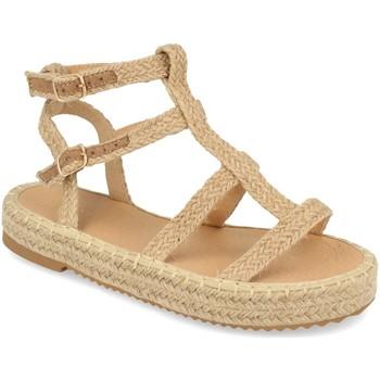 Chaussures Femme Sandales et Nu-pieds Tephani TF2233 Camel